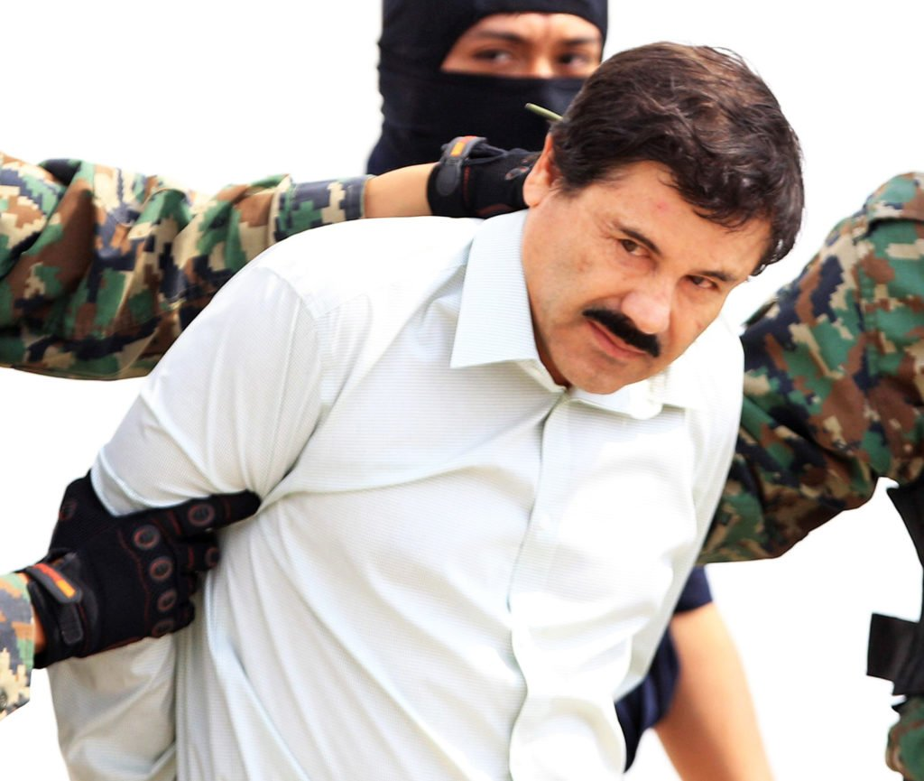 Notorious 'El Chapo' Gets Life Plus 30 Years