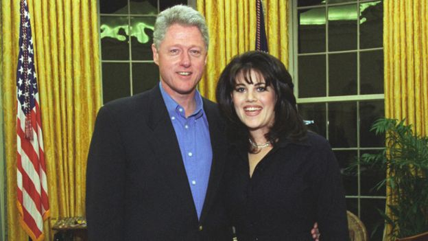 Monica Lewinsky to Co-produce TV Show About Affair with Clinton