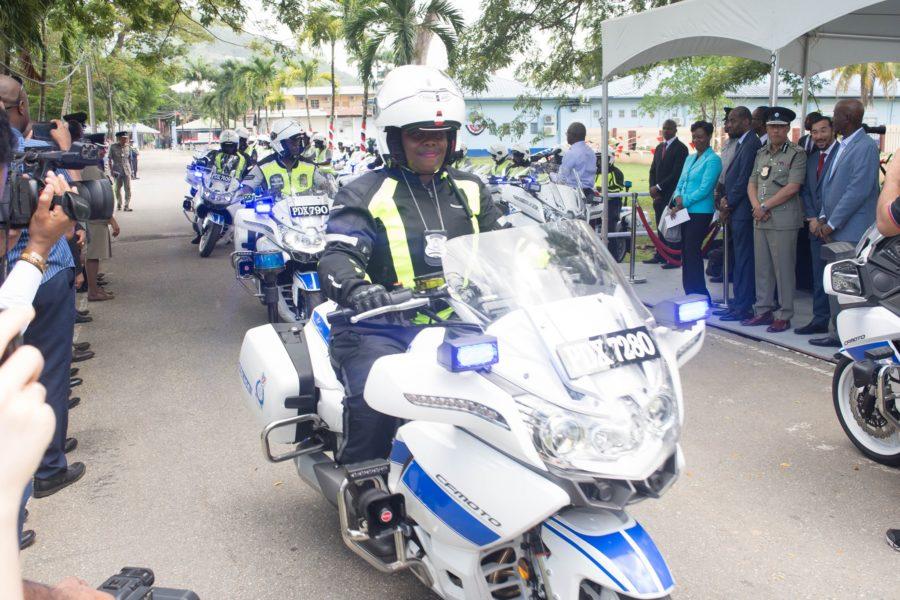 More Police Patrols Around Banks