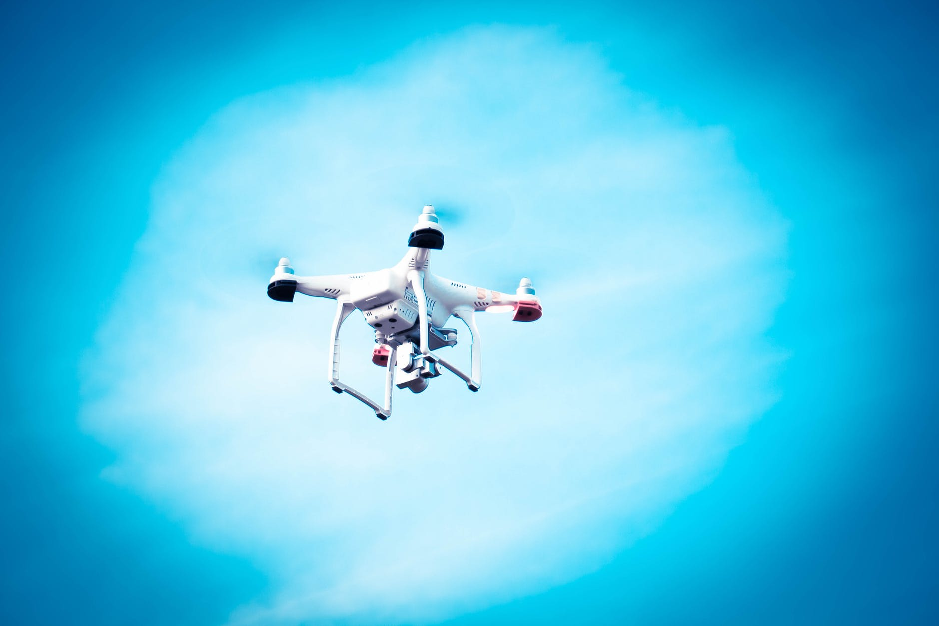 POS is No Fly Zone for Drones