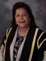 Dr Linda Baboolal Passes on