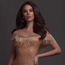 Trinidad-born Woman Represents Germany at Miss Universe