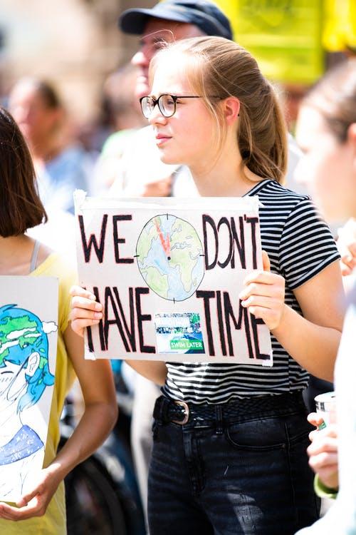 Activist Greta Thunberg: World has Failed to Act on Climate Change