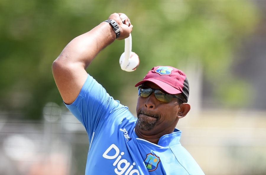 Phil Simmons is New West Indies Cricket Coach