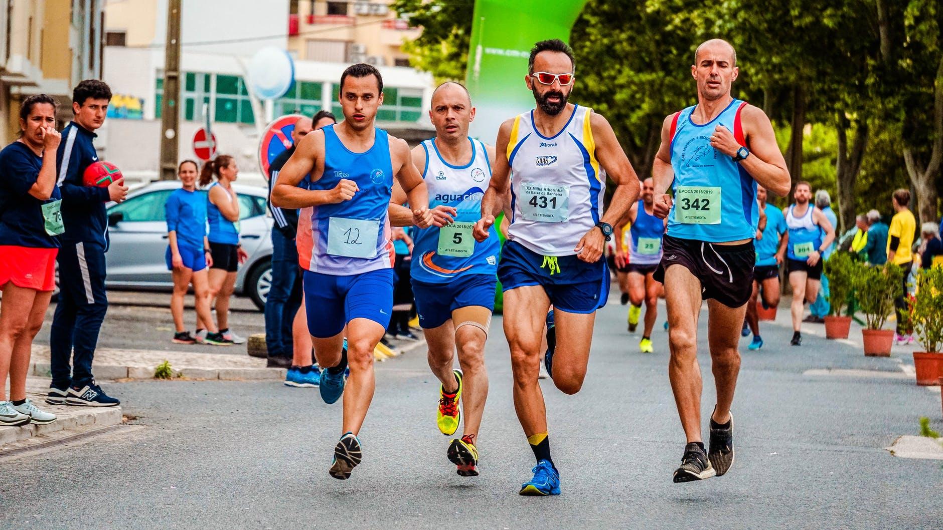 Sanchez takes UWI SPEC Half Marathon Again.