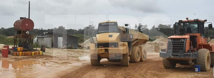 22 Arrested for Illegal Quarrying