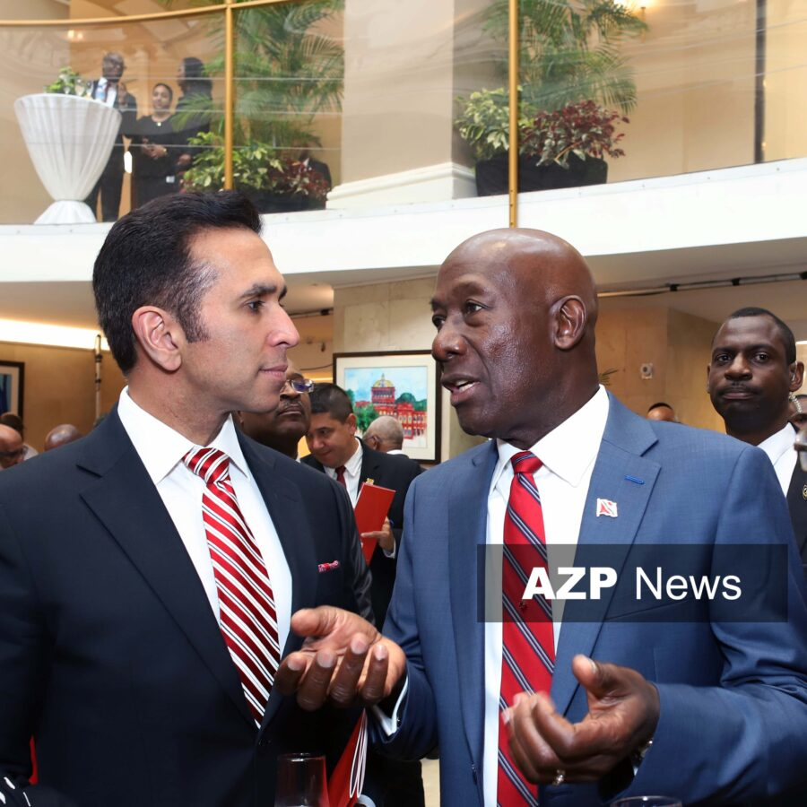 Rowley: Young, Al-Rawi Recused Themselves 94 times from Cabinet
