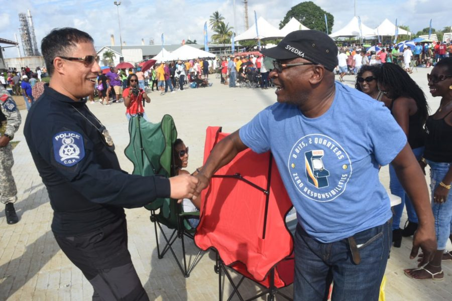 Top Cop Tells Tourists Enjoy a Safe Carnival 2020
