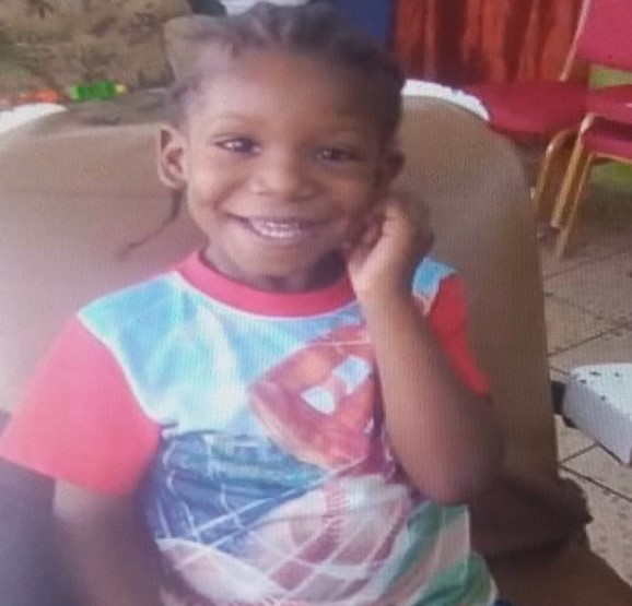 5-year-old Girl Missing