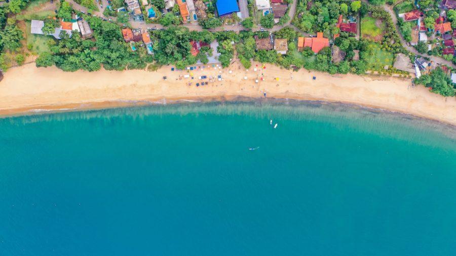 CDA Closes Beaches