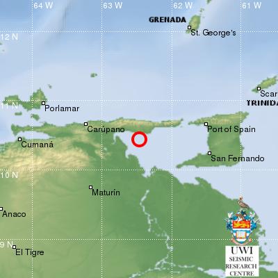 5.2 Earthquake Hits Trinidad