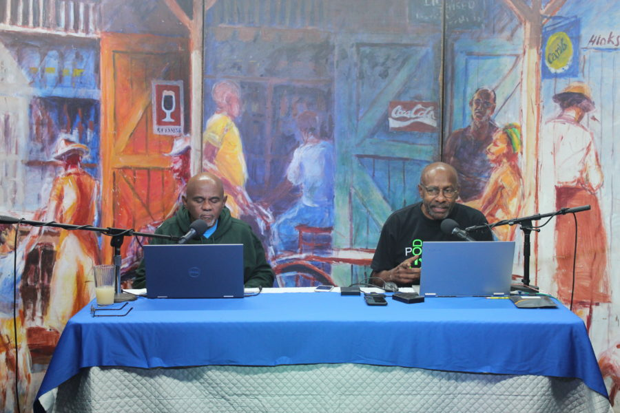 Tony Hall: Being Caribbean in the World