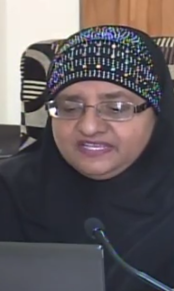 Nafeesa Mohammed Quits the PNM