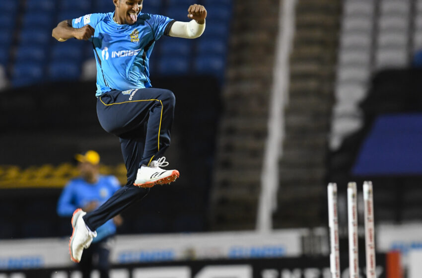 Zouks Make CPL Finals for First Time After Historic Win