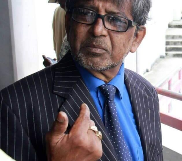 Ramischand Apologises to Health Minister