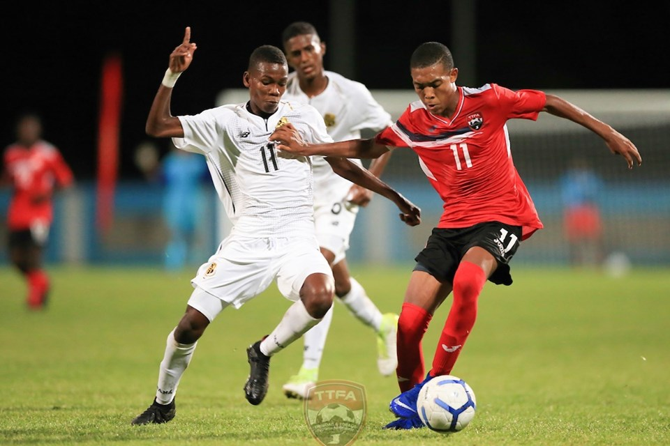 TT Under-15s Lose, but Not Disgraced By Panama