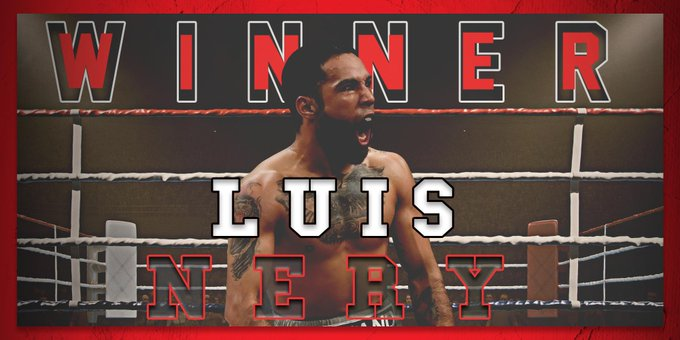 Luis Nery's 24th Knockout