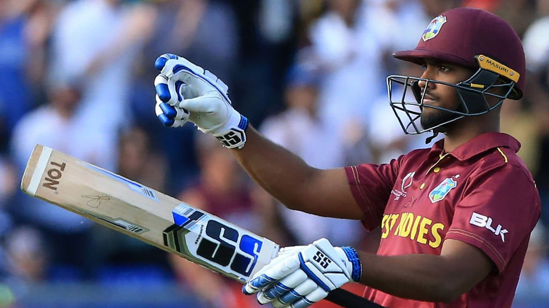 Pooran Lands CWI White-ball Contract
