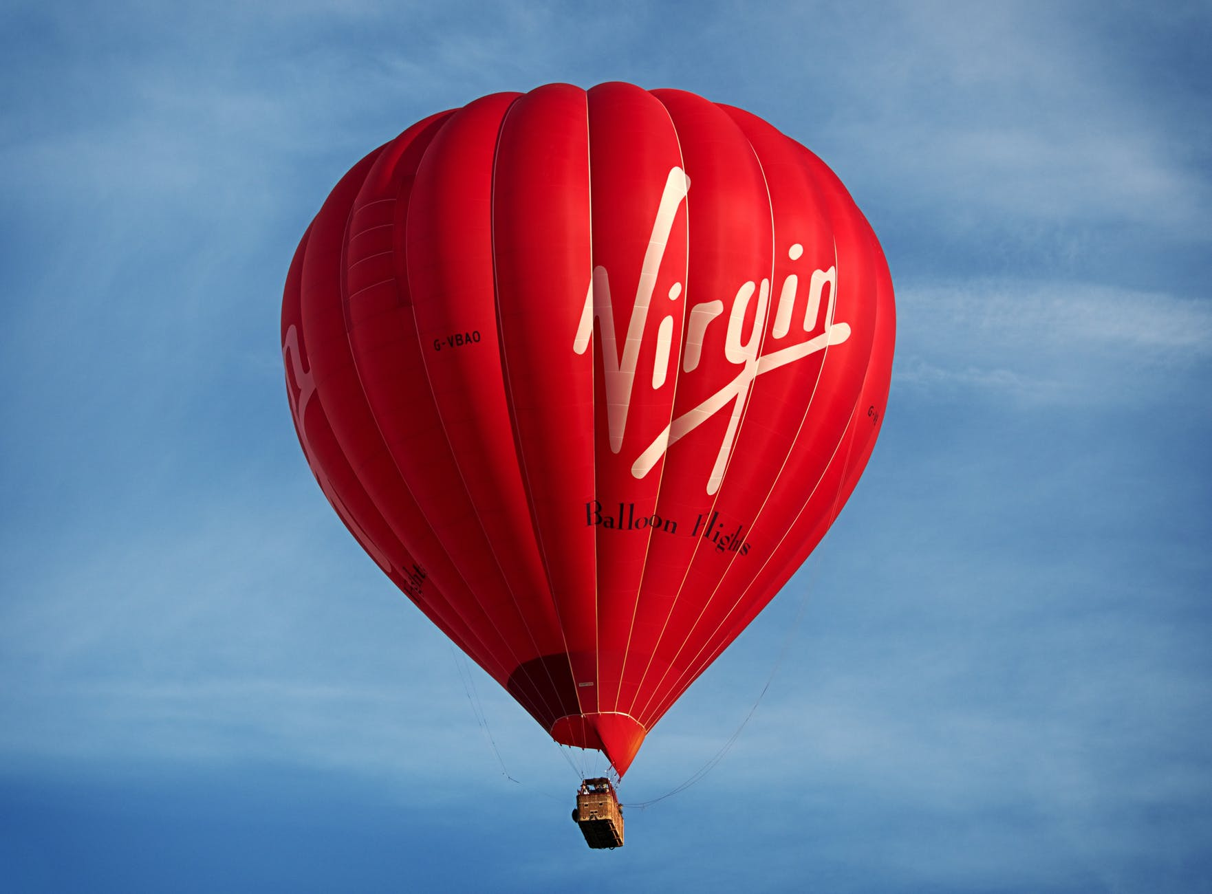 Virgin to Pullout of St Lucia