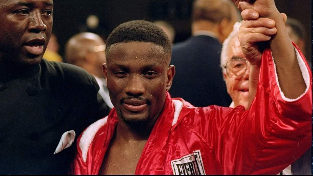 Boxing Great 'Sweet Pea' Whitaker, 55, Dies