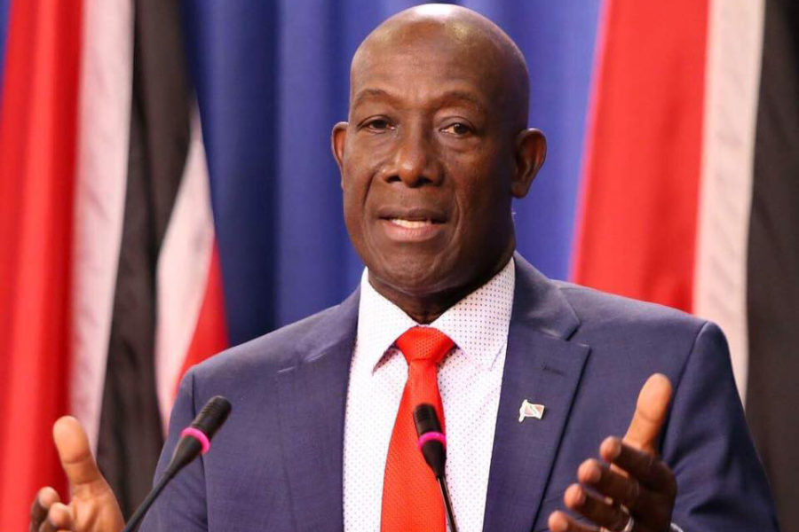 PM: Campaign Finance Reform Coming to TT