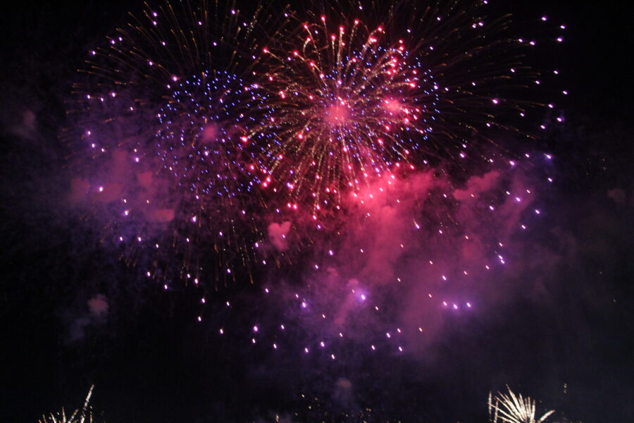 Police: Use Fireworks with Caution