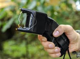 Commentary: Give People Non-Lethal Weapons for Protection