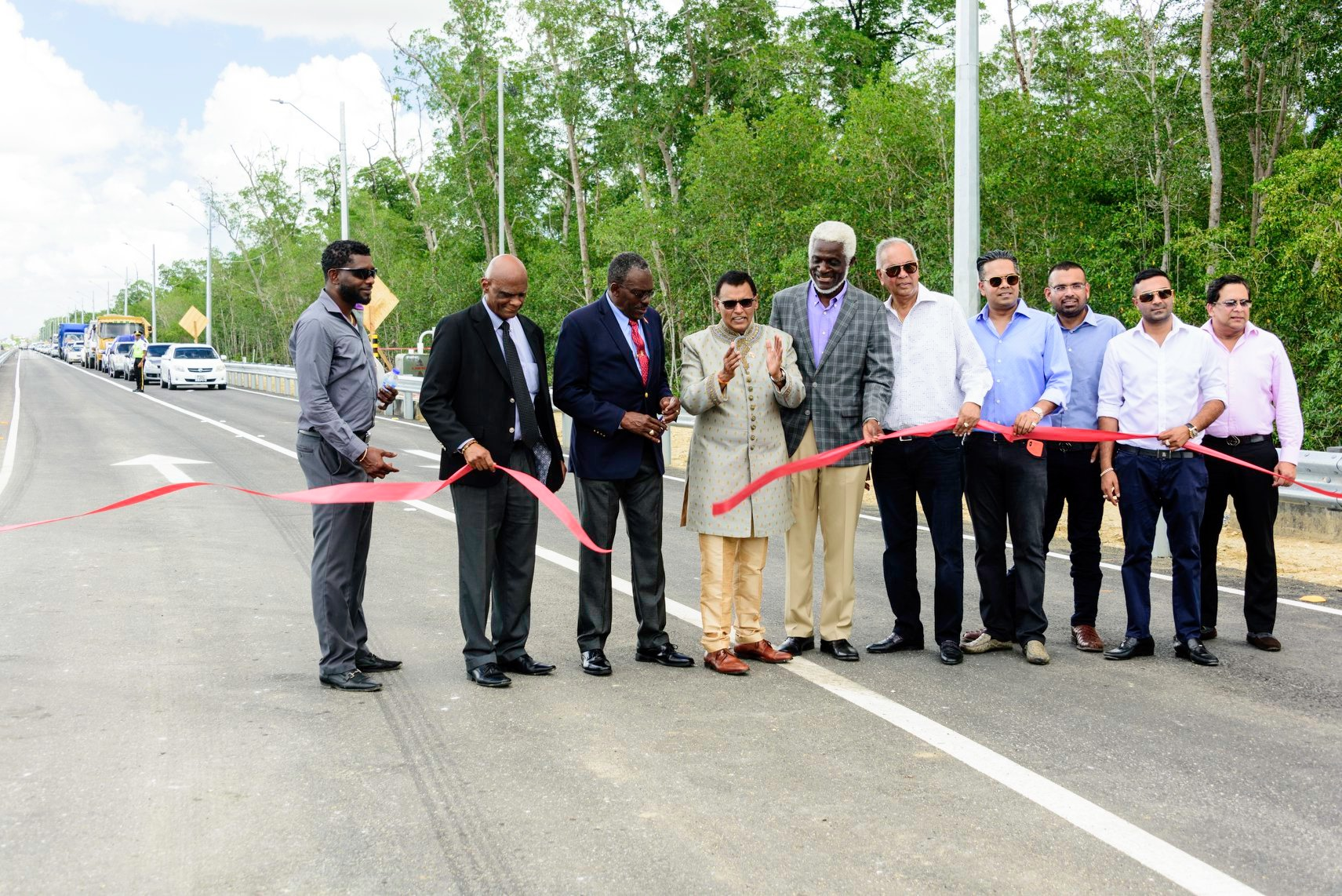 $280M Elevated Road at Mosquito Creek Opens