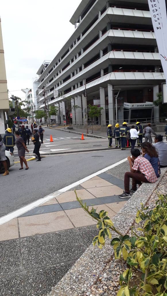 Explosion at Parkade in Port-of-Spain, 2nd Device Found