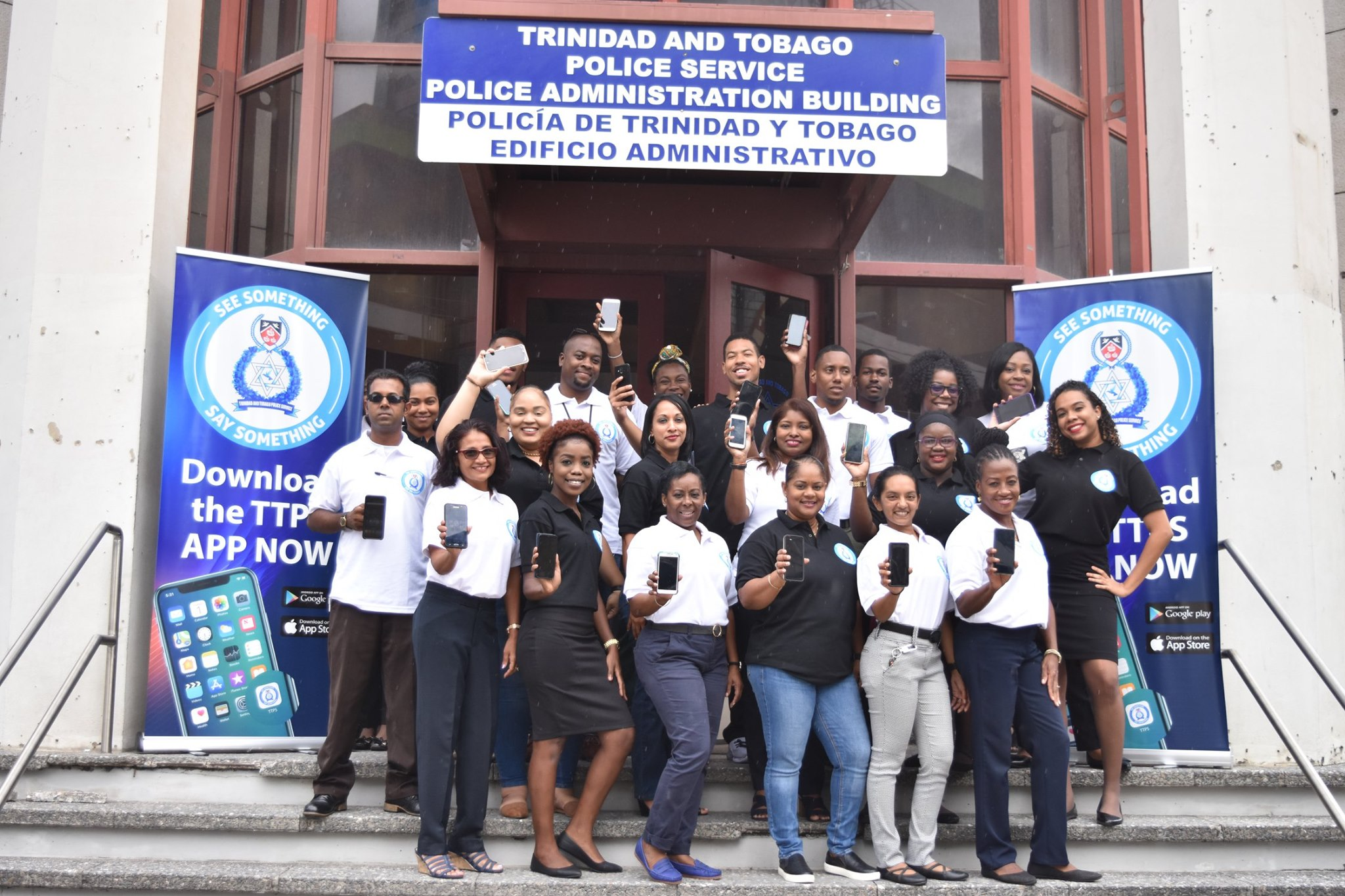TTPS Launches App with SOS Feature