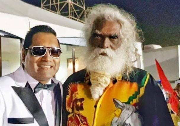 'Ras' Nancoo Singh Dies