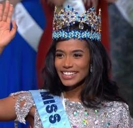 Jamaica Takes 2019 Miss World Crown