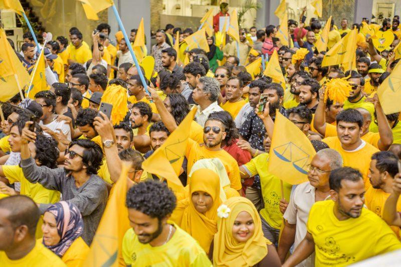 UNC Wins Popular Vote – 54%