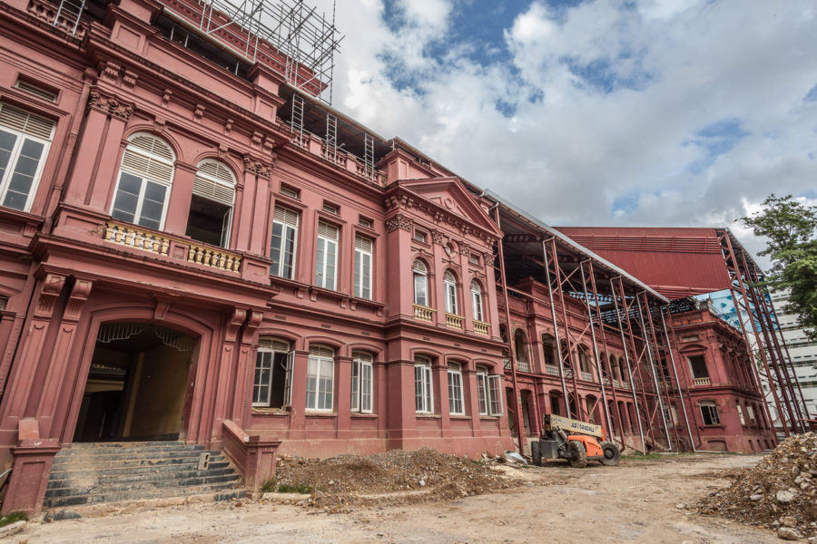 Traffic Restrictions as Red House Reopens on Friday