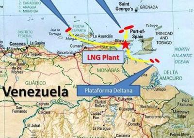 TT/Venezuela Loran-Manatee Deal is Off