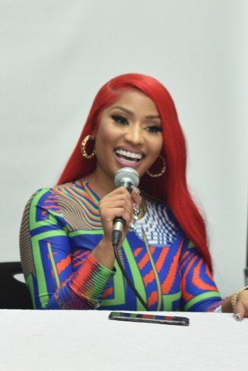 Nicki Minaj Inspires Troubled Girls