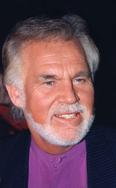 Country Legend Kenny Rogers Dies at 81