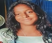 16-year-old Girl Missing