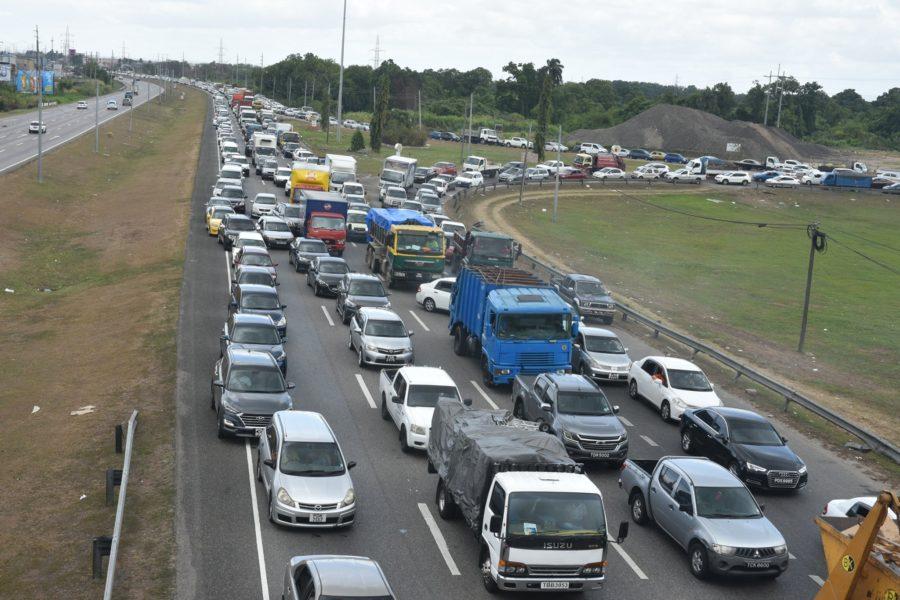 Roadblocks Cause Traffic Jams Across the Country