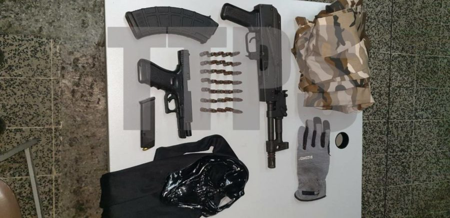 1 Man Arrested, I Escaped, Gun, Ammo Seized by Police
