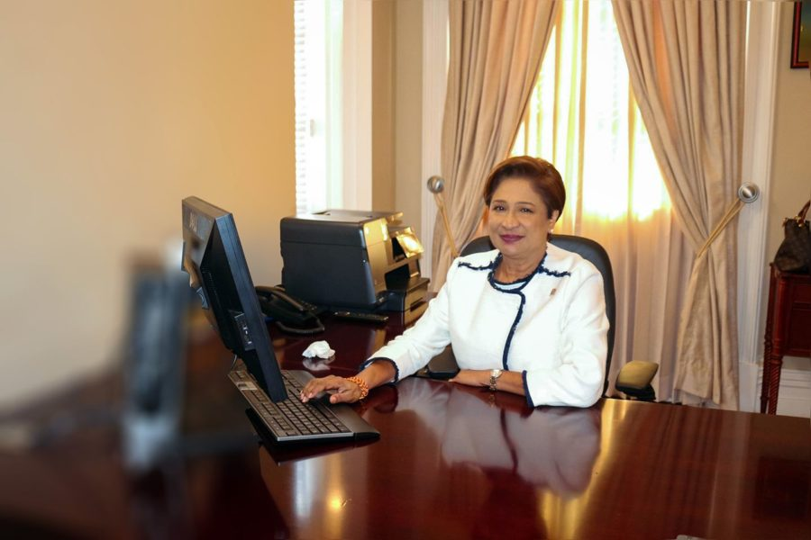 Kamla Calls for International Observers for August 10 Polls