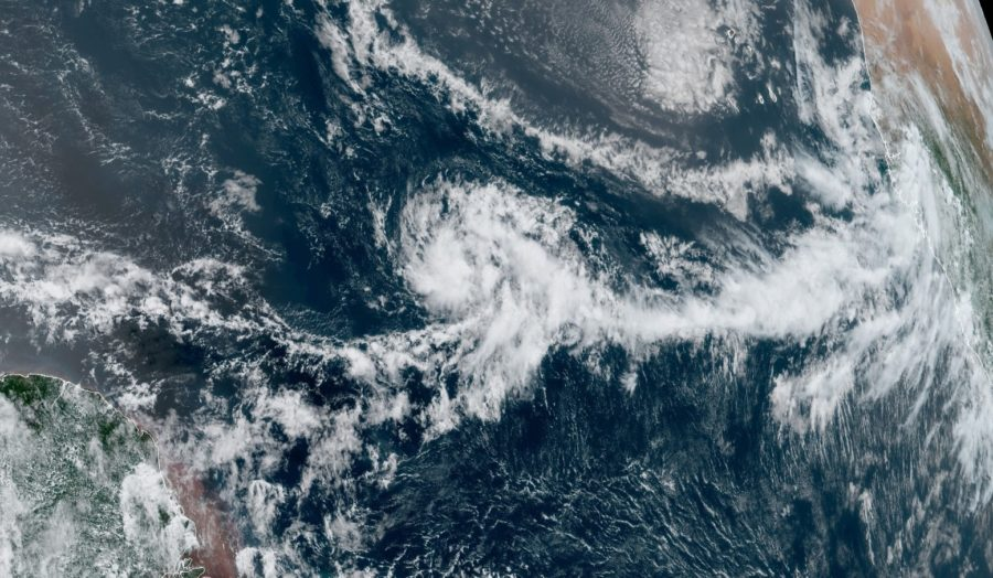 Tropical Depression Being Monitored