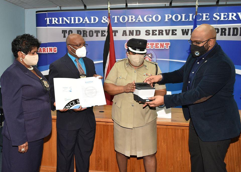 TTPS Gets Fingerprint Scanner