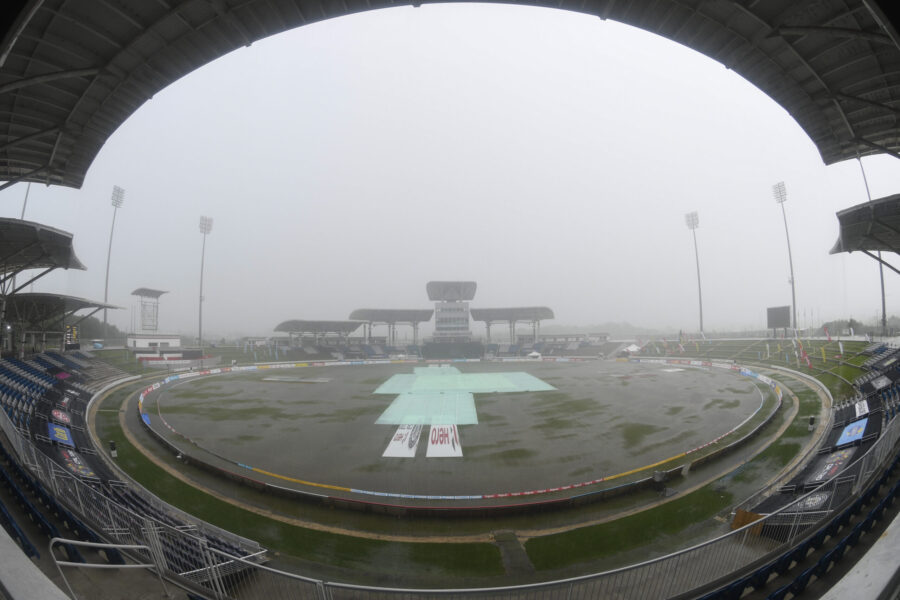 UPDATE: St Lucia Take it after Rain Delay in Tridents vs Zouks Match
