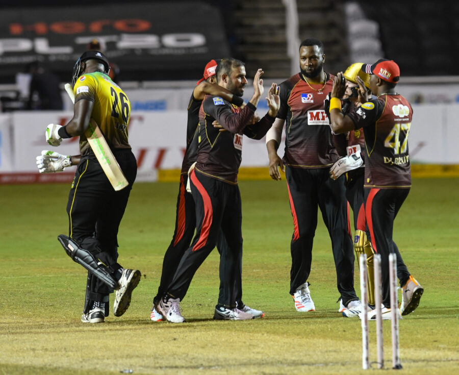 TKR Move to Top of the Table