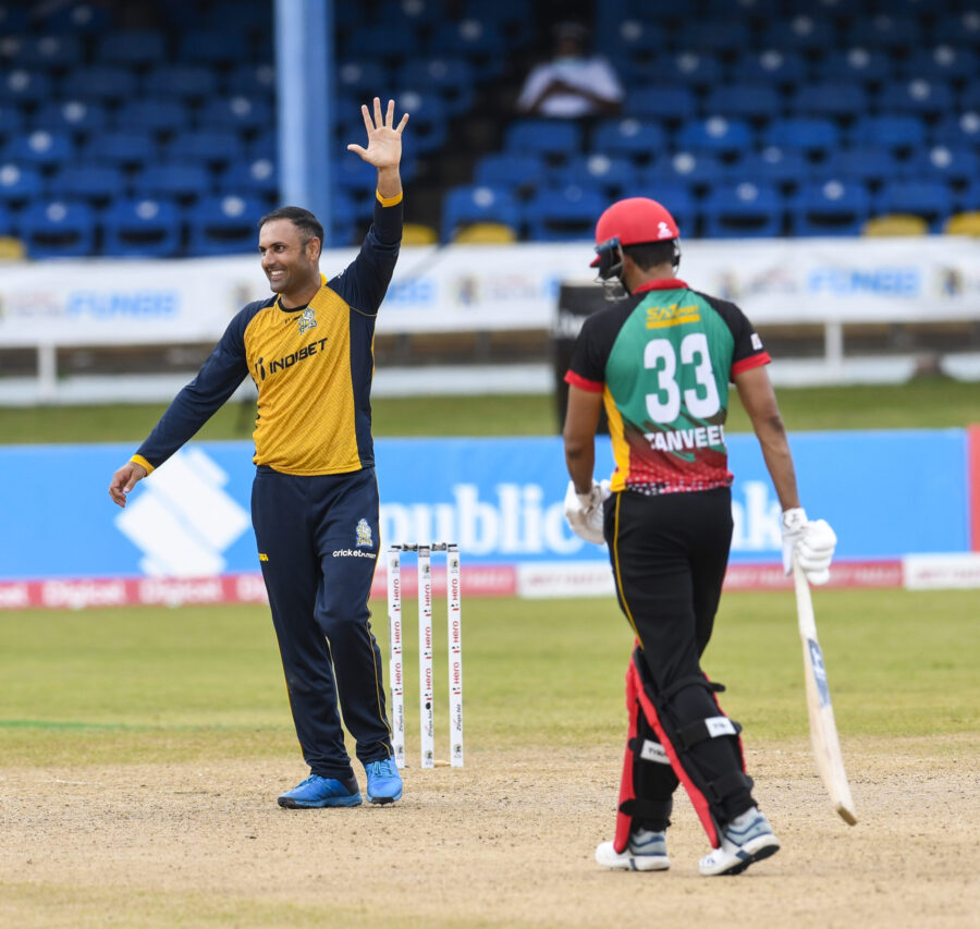 Nabi Nabs Five to Give Zouks Victory
