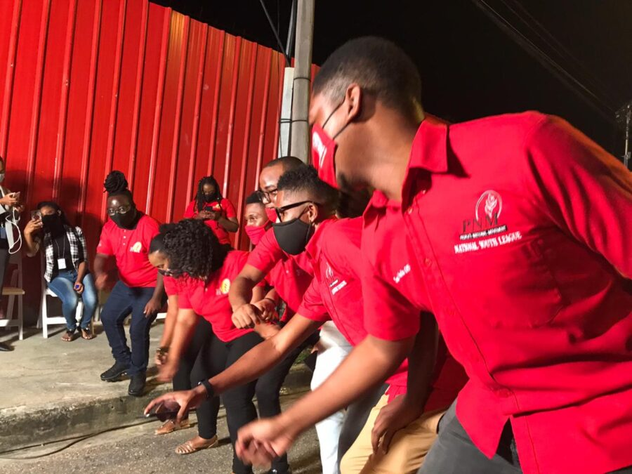 Rowley Declares Victory for PNM