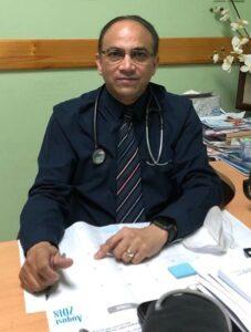 Dr Claude Khan
