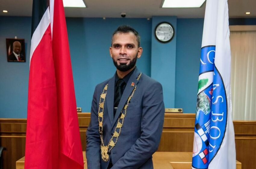 Chaguanas Mayor Back To Work