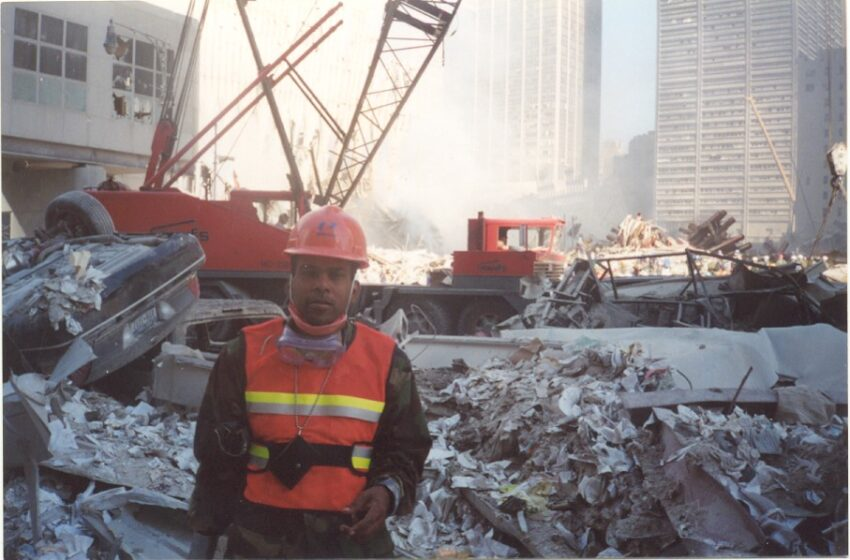 Trini 9/11 Responder Still Fearful of Contracting Disease  Almost 20 years later